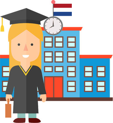 Gen-Z Education - Netherlands Universities - Study Abroad Morocco